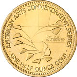 1/2 OZ GOLD FIRST SPOUSE