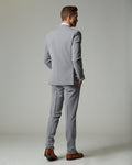 Navy Tempo Stretch Slim Fit 1-Pant Suit