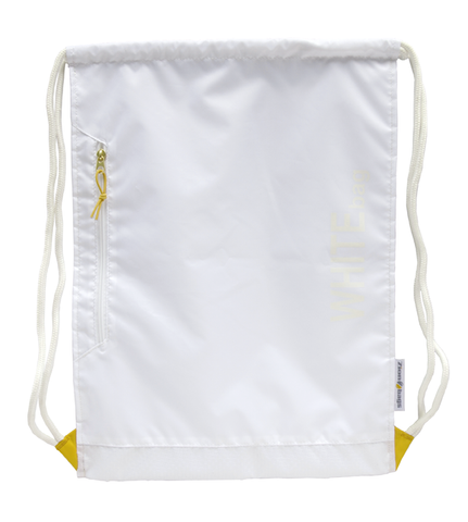WHITE bag by Zion Bags - The Kater Shop - 1