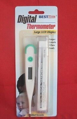 BestMed Digital Thermometer