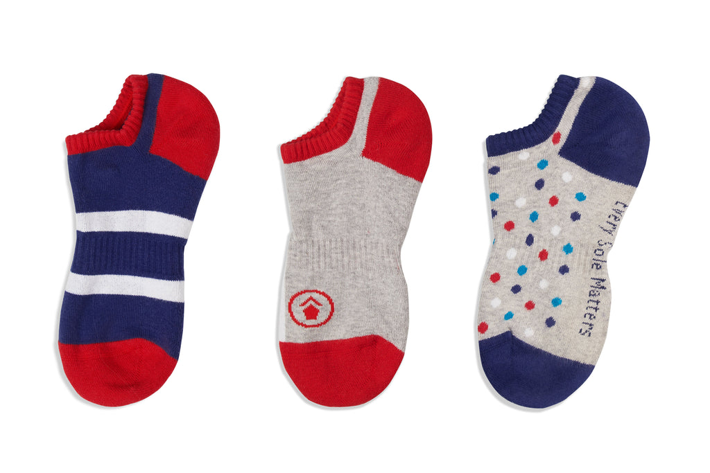 3-pack George Ankle Socks