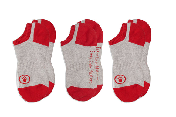 3-pack Amílkar Ankle Socks