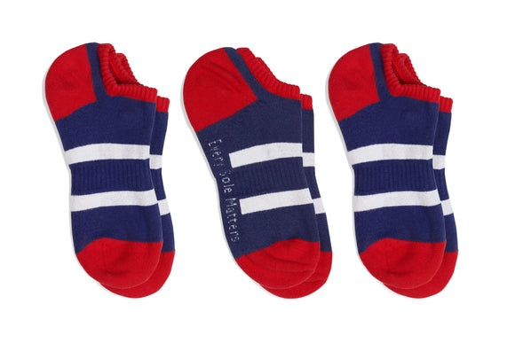 3-pack Dembele Ankle Socks