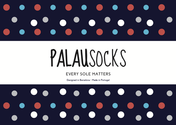 Palau Socks Gift Card