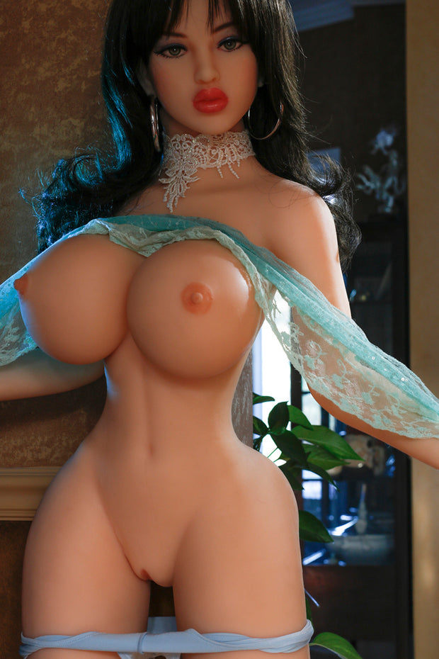 5ft Premium TPE Realistic H-cup Breast Men Sex Love Doll ID:152-07