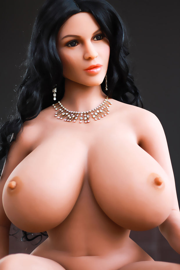 "5ft6"" Premium TPE Realistic M-cup Breast Men Sex Love Doll ID:167-02"