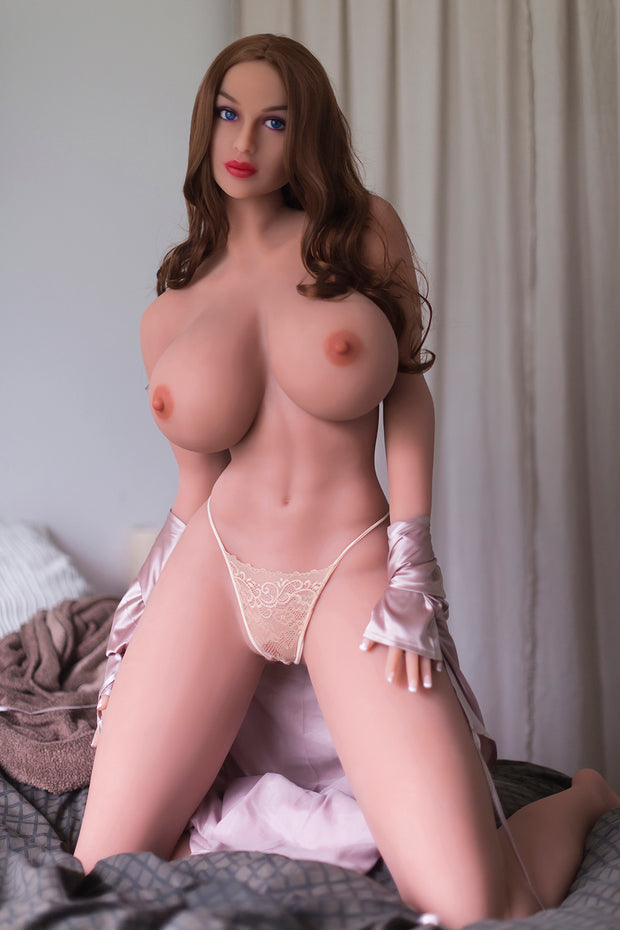 "5ft9"" Premium TPE Realistic D-cup Breast Men Sex Love Doll ID:176-01"
