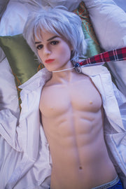 "ID: M-01 5ft3"" Premium TPE Realistic Male Sex Doll Love Toy"