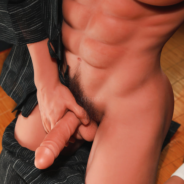 "ID: M-02 5ft5"" Premium TPE Realistic Male Sex Doll Love Toy"