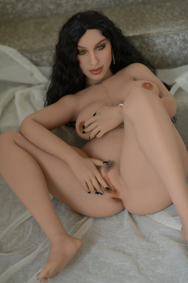 6YE Brand 5ft Premium TPE Realistic D-cup Breast Sexy Big Butt Lifelike Sex Love Doll ID:153-07