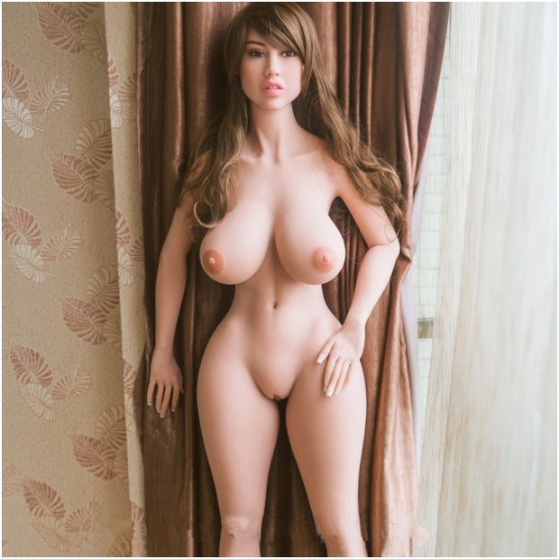 5ft Premium TPE Realistic H-cup Breast Men Sex Love Doll ID:152-09