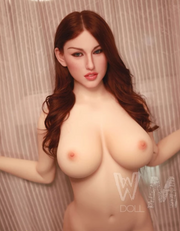 "5ft7"" Premium TPE Realistic E-cup Breast Lifelike Sex Love Doll ID:168-10"