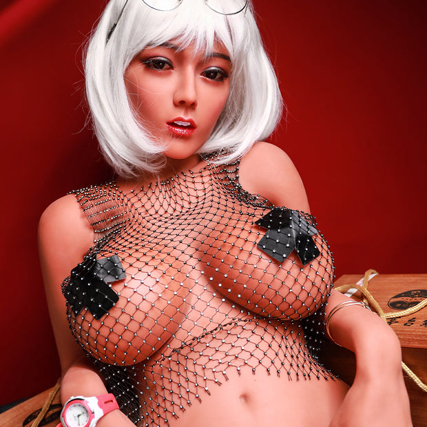 Premium TPE Realistic Big Breast Sexy Butt Lifelike Sex Torso Love Doll ID:T-05