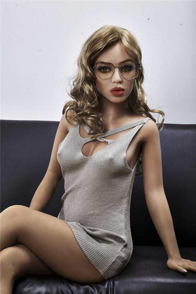 "4ft10"" Premium TPE Realistic C-cup Breast Men Sex Love Doll ID:148-10"