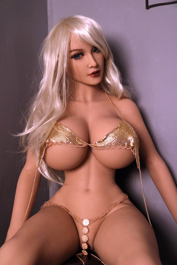 5ft Premium TPE Realistic H-cup Breast Men Sex Love Doll ID:152-06