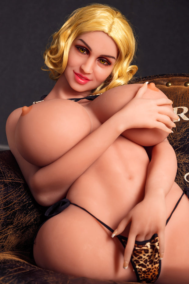 Premium TPE Realistic Big Breast Lifelike Sex Torso Love Doll ID:T-01