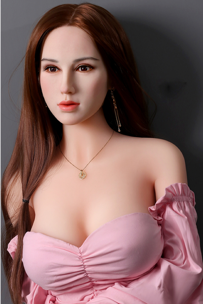 "4ft7"" Premium TPE Realistic D-cup Breast Men Sex Love Doll ID:140-46"
