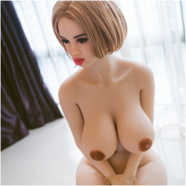 5ft Premium TPE Realistic H-cup Breast Men Sex Love Doll ID:152-10