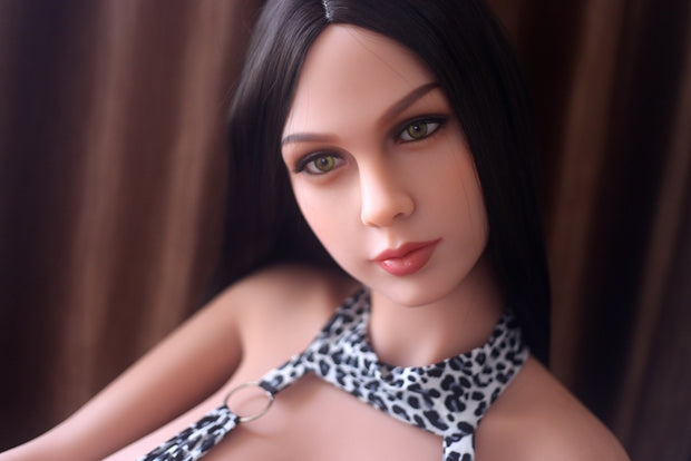 "5ft2"" Premium TPE Realistic K-cup Breast Men Sex Love Doll ID:156-05"