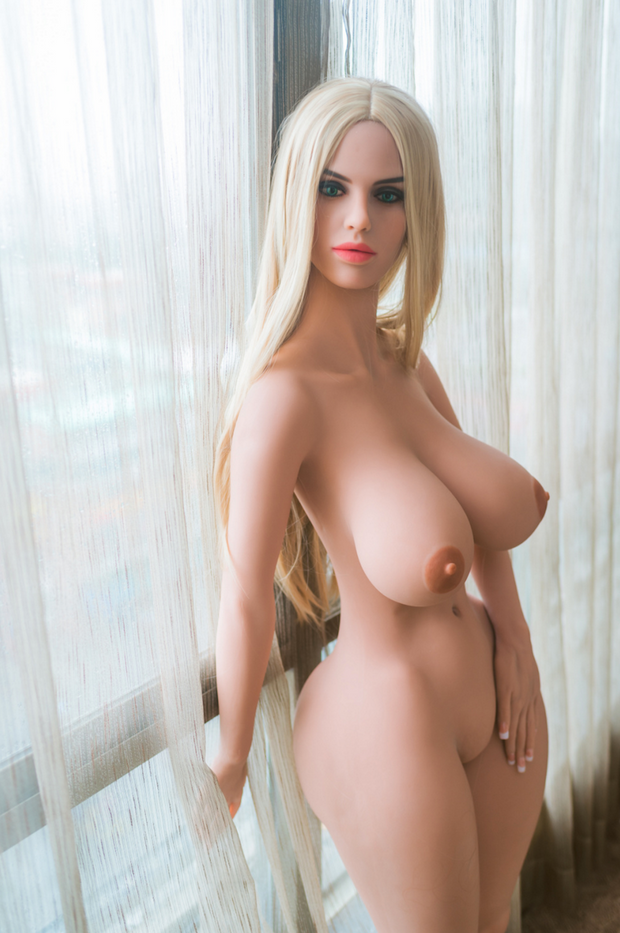 5ft Premium TPE Realistic H-cup Breast Men Sex Love Doll ID:152-02