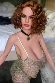 "5ft2"" Premium TPE Realistic K-cup Breast Men Sex Love Doll ID:156-04"