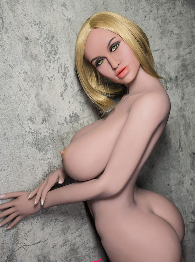 "5ft7"" Premium TPE Realistic E-cup Breast Men Sex Love Doll ID:168-04"