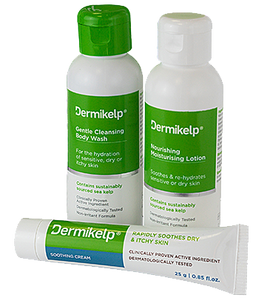 Dermikelp® Body Essentials - Starter Kit