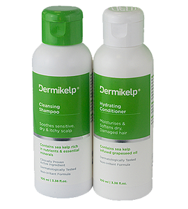 Dermikelp®  Hair Essentials - Starter Kit