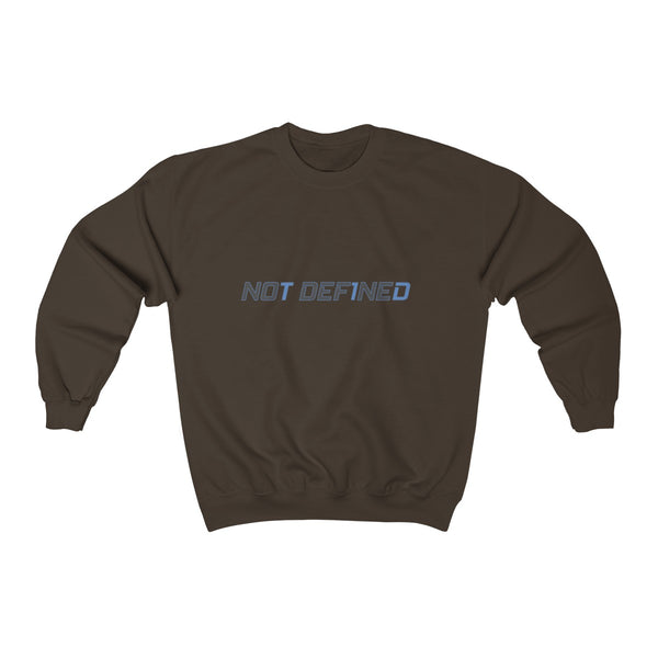 Not Def1ned - Unisex Heavy Blend™ Crewneck Sweatshirt - PY