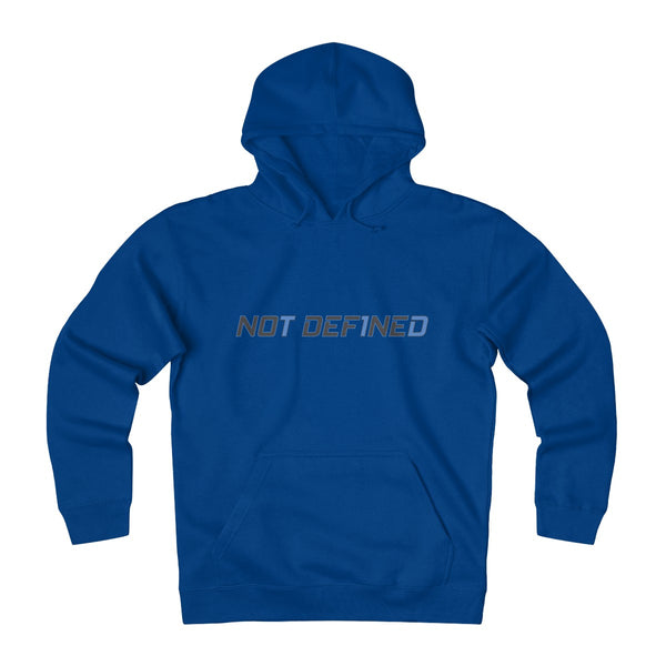 Not Def1ned - Unisex Heavyweight Fleece Hoodie - PY