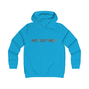 Not Def1ned - Girlie College Hoodie - PY