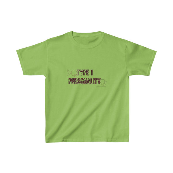 Type 1 Personality - Kids Heavy Cotton™ Tee - PY