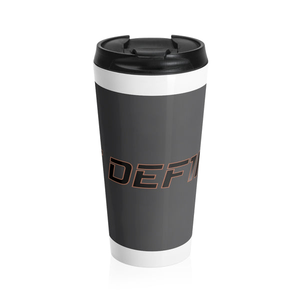 Not Def1ned - Stainless Steel Travel Mug - PY