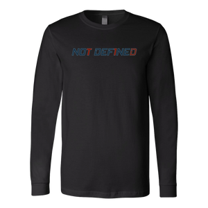 Not Def1ned - Long Sleeve Shirt - TL