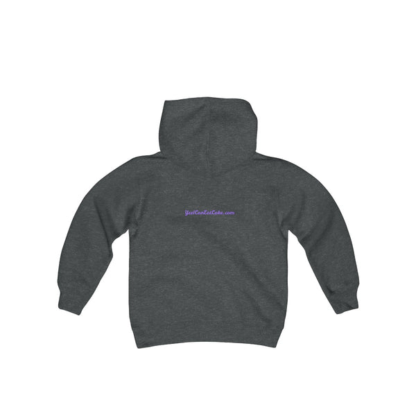 Type 1 Personality - Youth Heavy Blend Hooded Sweatshirt - PY