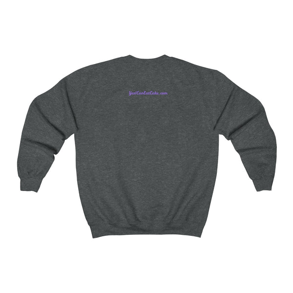 My Unicorn is Type 1 - Unisex Heavy Blend™ Crewneck Sweatshirt