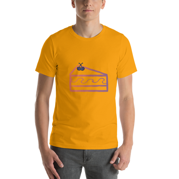 Cake - Short-Sleeve Unisex T-Shirt