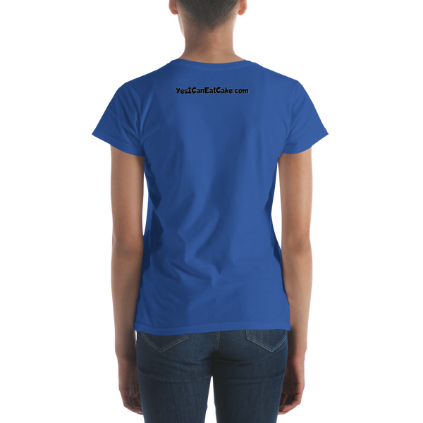 The 'In' Crowd - Women's short sleeve t-shirt