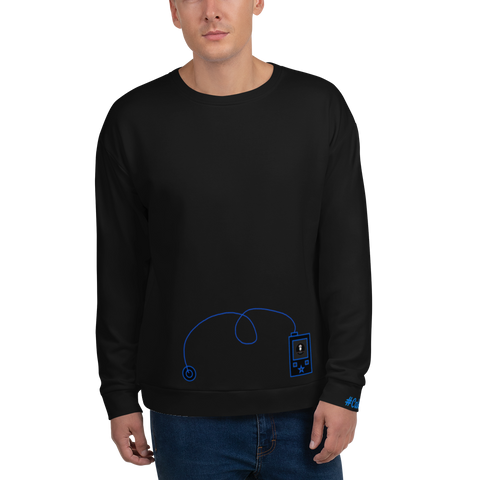 Rock The Pump - Unisex Sweatshirt BL