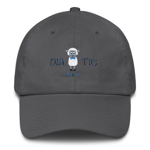 Diabehtic - Cotton Cap blue lamb