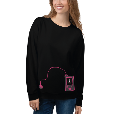 Rock The Pump - Unisex Sweatshirt  PK - PF