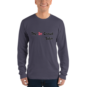 The 'In' Crowd - Long sleeve t-shirt (unisex)