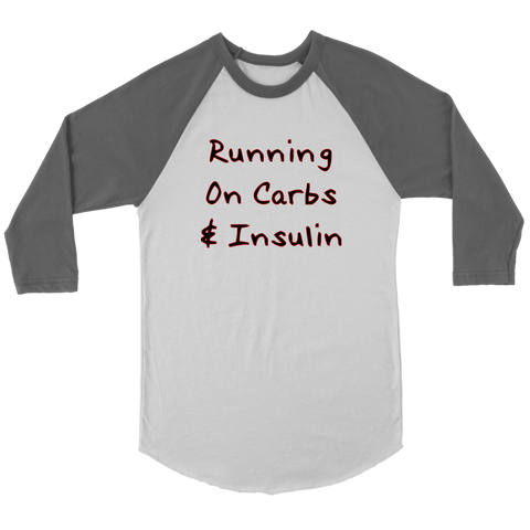 Running On Carbs & Insulin - TL