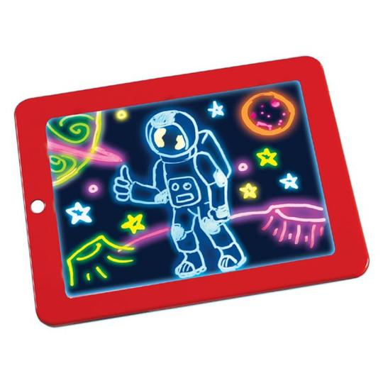 Magic Light-Up Drawing Pad