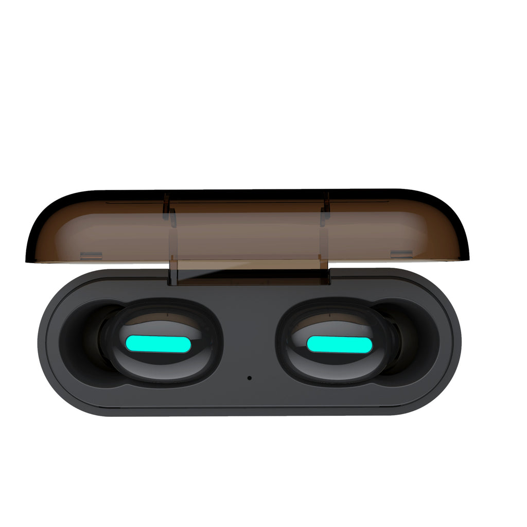 WIRELESS EARBUDS TOUCH CONTROL
