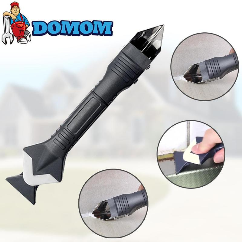 Domom 3 in 1 Silicone Caulking Tools