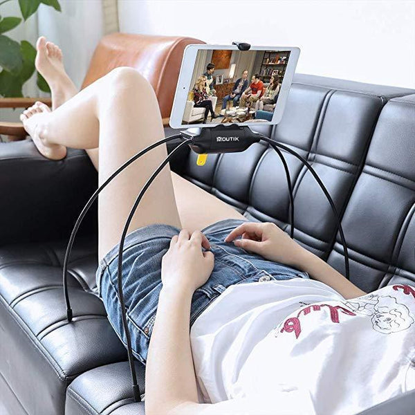TABLET STAND FOR THE BED, SOFA, OR ANY UNEVEN SURFACE