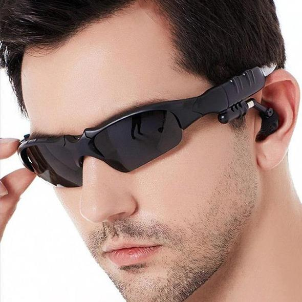 Bluetooth Headset Sunglasses For All SmartPhones