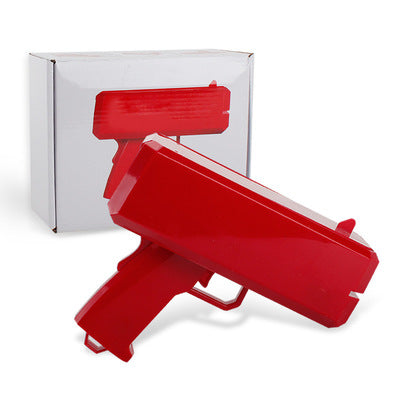Cash Money Gun Spray (Customized Logo)