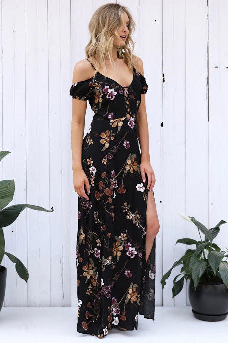 2019 Summer women sexy casual embroidery drees party dresses